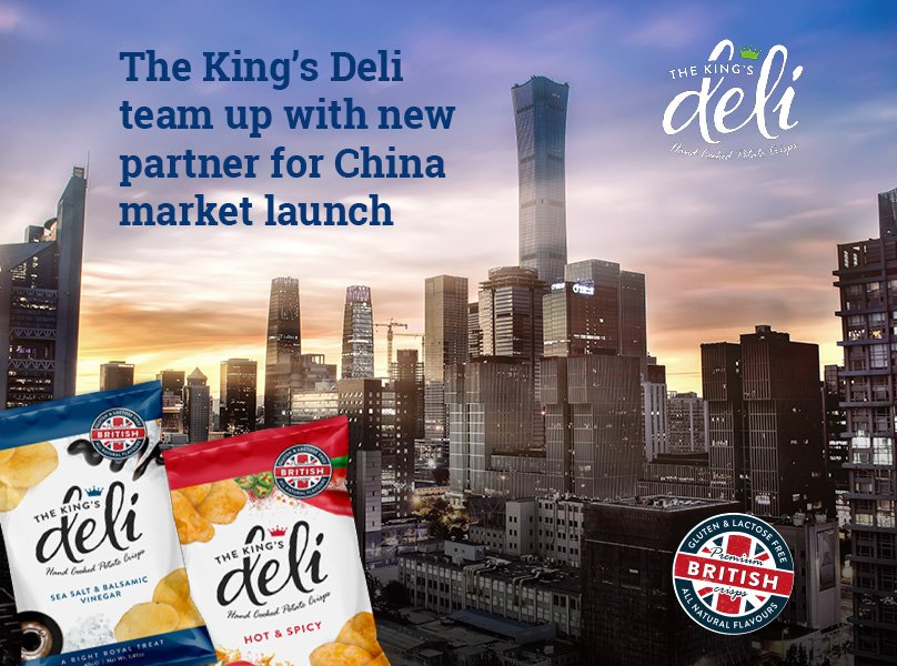 The Kings Deli team up with new partner