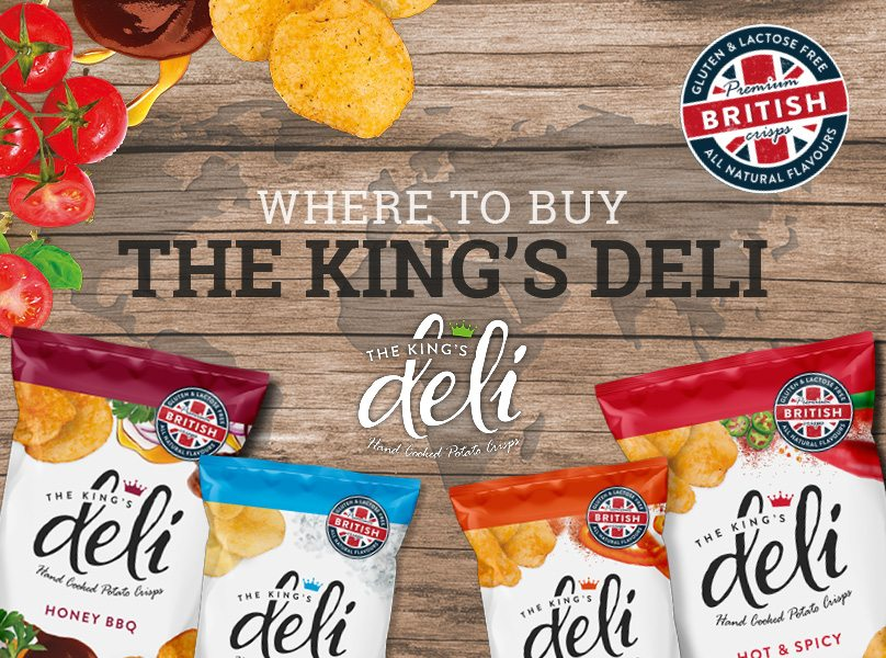 Where to buy The King's Deli