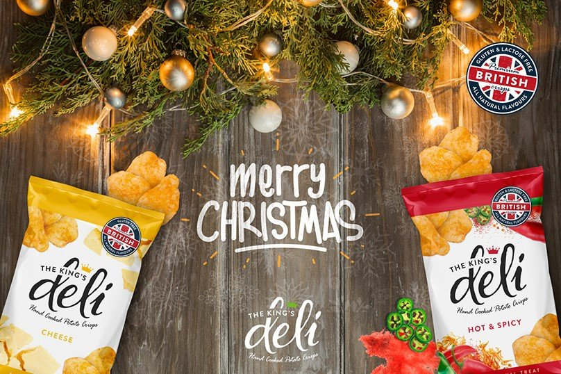 Merry Christmas from The King's Deli
