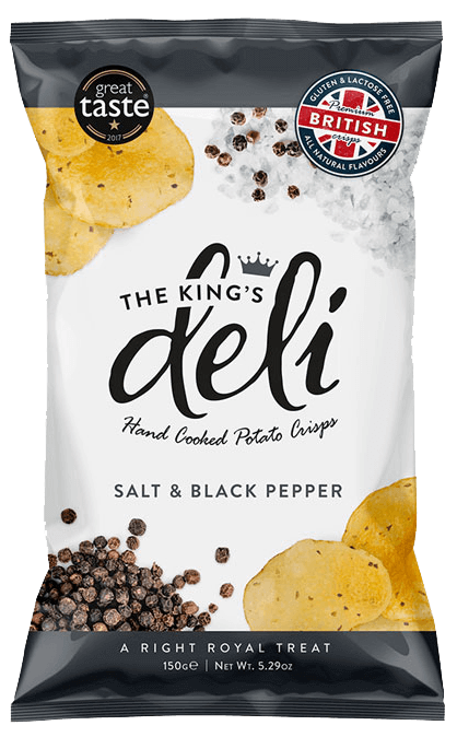 Super Savoury Salt & Black Pepper